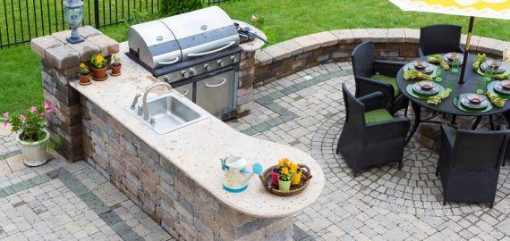 Summer Kitchen: Which Kitchen Sink to Choose?