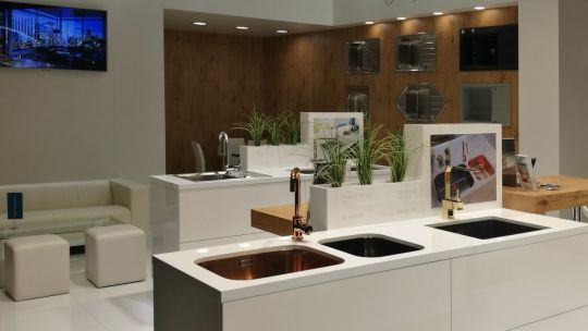 Alveus among the most renowned exhibitors in German LivingKitchen