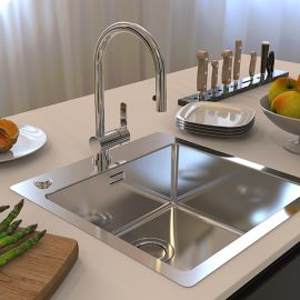 New PURE UP kitchen sink family upgraded with...