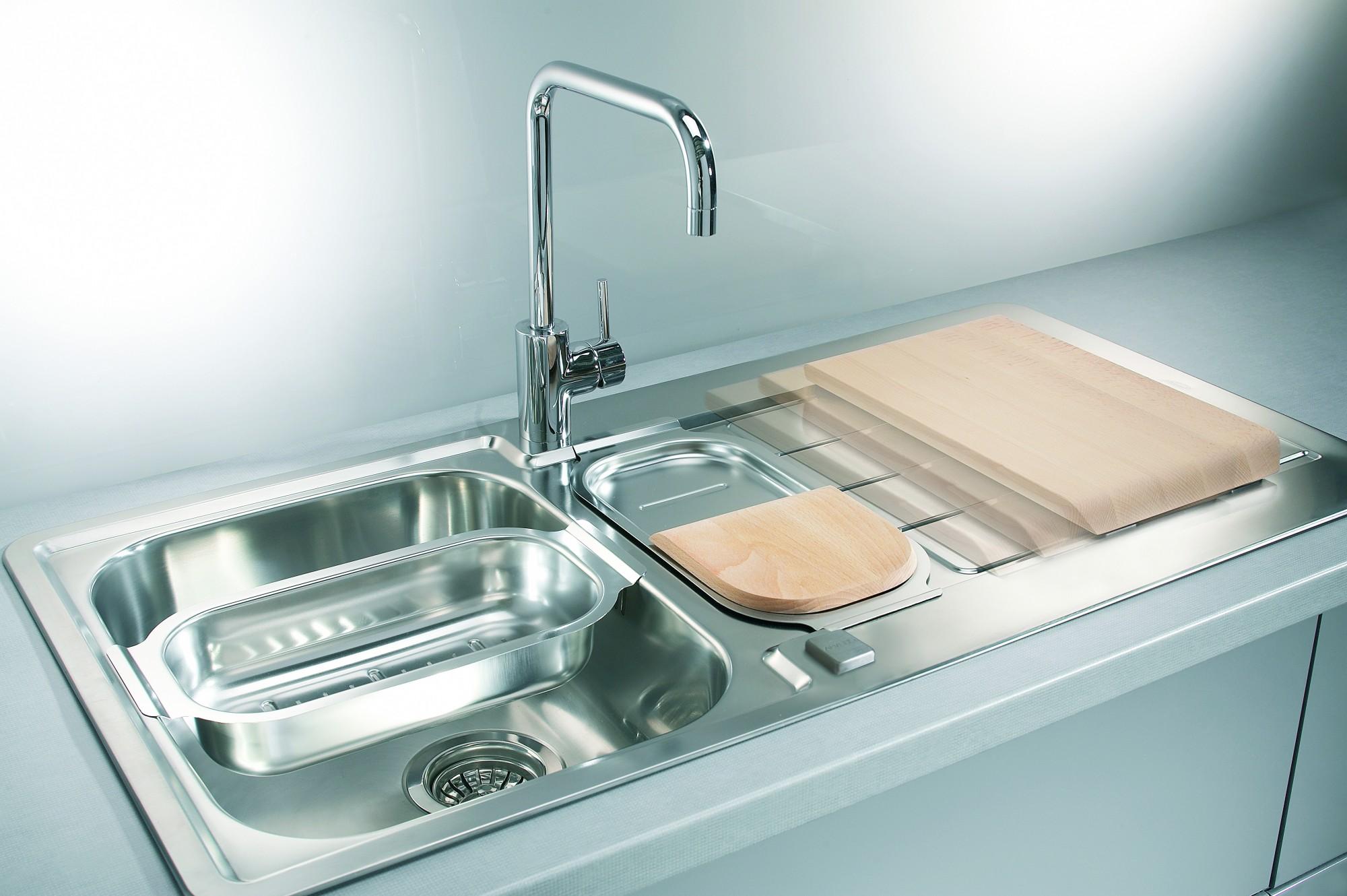 Line Maxim | Kitchen sink families | Alveus