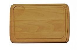 Chopping board – wood (355x240x25)