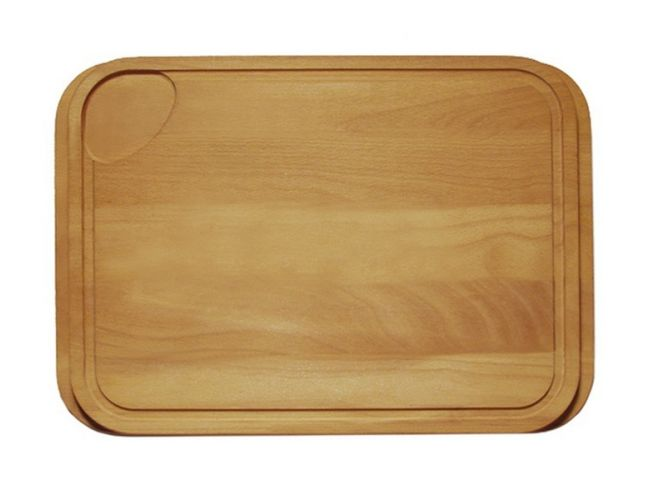 Chopping board – wood (415x300x25)