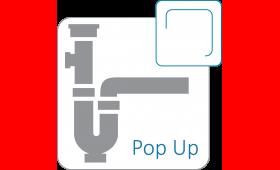 POP-UP sifon